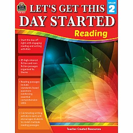Let''S Get This Day Started: Reading (Gr. 2)