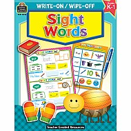 Write-On/Wipe-Off: Sight Words