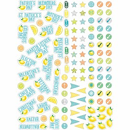 ​Lemon Zest Lesson Planner