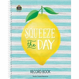 ​Lemon Zest Record Book