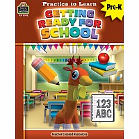 Practice To Learn: Getting Ready For School (Prek)