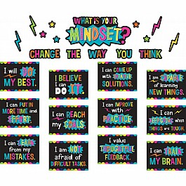 What Is Your Mindset? Bulletin Board