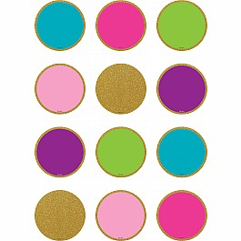 Confetti Colorful Circles Mini Accents