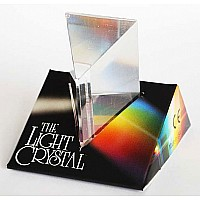 Light Crystal Prism 2.5""