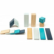 Blue Blocks - 14 Piece