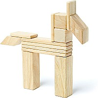 14 Piece Tegu Block Set - Natural