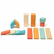 Tegu 14 Piece Set - Sunset