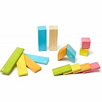 14 Piece Tegu Block Set - Tints