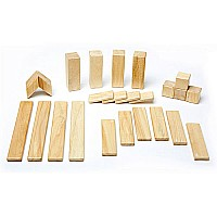 24 Piece Set - Natural