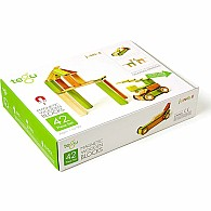 42-Piece Set - Jungle