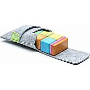 "Tegu 8 Piece Pocket Pouch ""Original""- Tints"