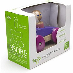 Tegu Magnetic Racers Purple