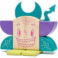 Tegu Monsters Pip