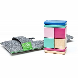 Tegu 8 piece Pocket Pouch - Blossom