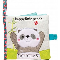 Happy Little Panda Activity Book