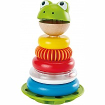 Mr Frog Stacking Rings