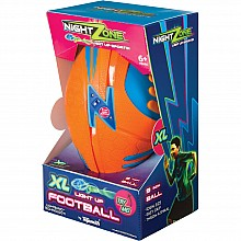 NightZone XL Light Up Football