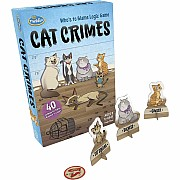 Cat Crimes Logic Game