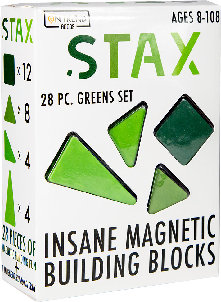 STAX Greens - 28 pieces