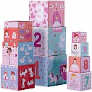 Sweet Dreams 123 Stack N' Play Nesting Blocks