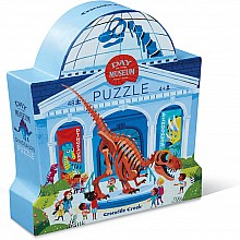 Day at Museum Dinosaur 48 pc Puzzle