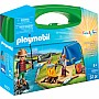 Playmobil Camping Adventure Carry Case Set
