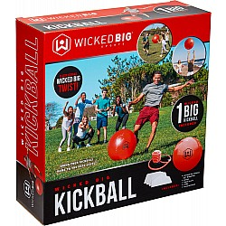 Wicked Big Kickball Set