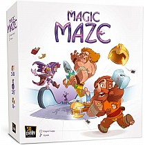 Magic Maze Board Game