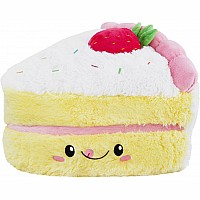 "Squishable 15"" Slice of Cake"