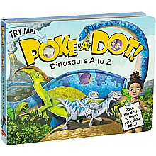 Poke a Dot: Dinosaurs A to Z