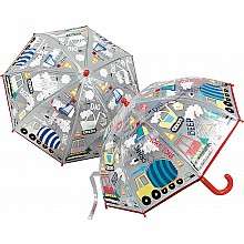 Construction Color Changing Umbrella