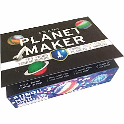 Bouncing Planet Ball Maker