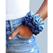 Scrunchie 3 pack - Assorted Styles - New Fall Colors