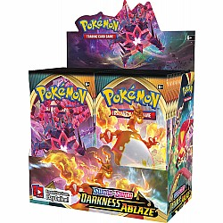 Pokemon Trading Card Game - Sword & Shield Darkness Ablaze