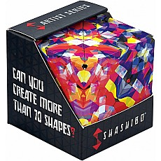 Shashibo - Artist Series: Confetti - The Shape Shifting Box
