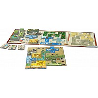 Barenpark Board Game