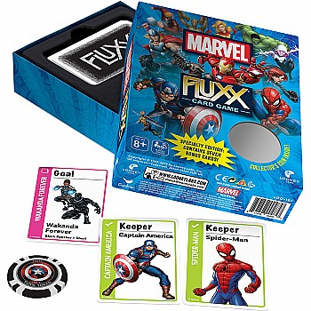 Marvel Fluxx Card Game