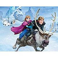 3 x 49 pc Disney's Frozen Winter Adventures Puzzles