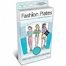 Fashion Plates Sports Expansion Pack