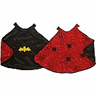 Batman Spiderman Cape