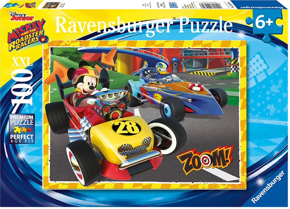 85bb6beb8a2 Ravensburger Go Mickey! XXL 100 pc Puzzle - Kidoodles Toy Zone