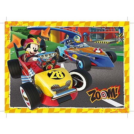 Ravensburger Go Mickey! XXL 100 pc Puzzle
