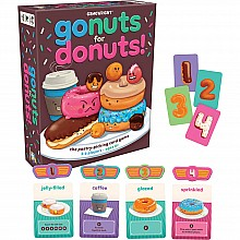 Gonuts for Donuts! Game