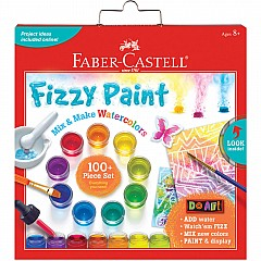 Faber-Castell Do Art Fizzy Paint Mix & Make Watercolors