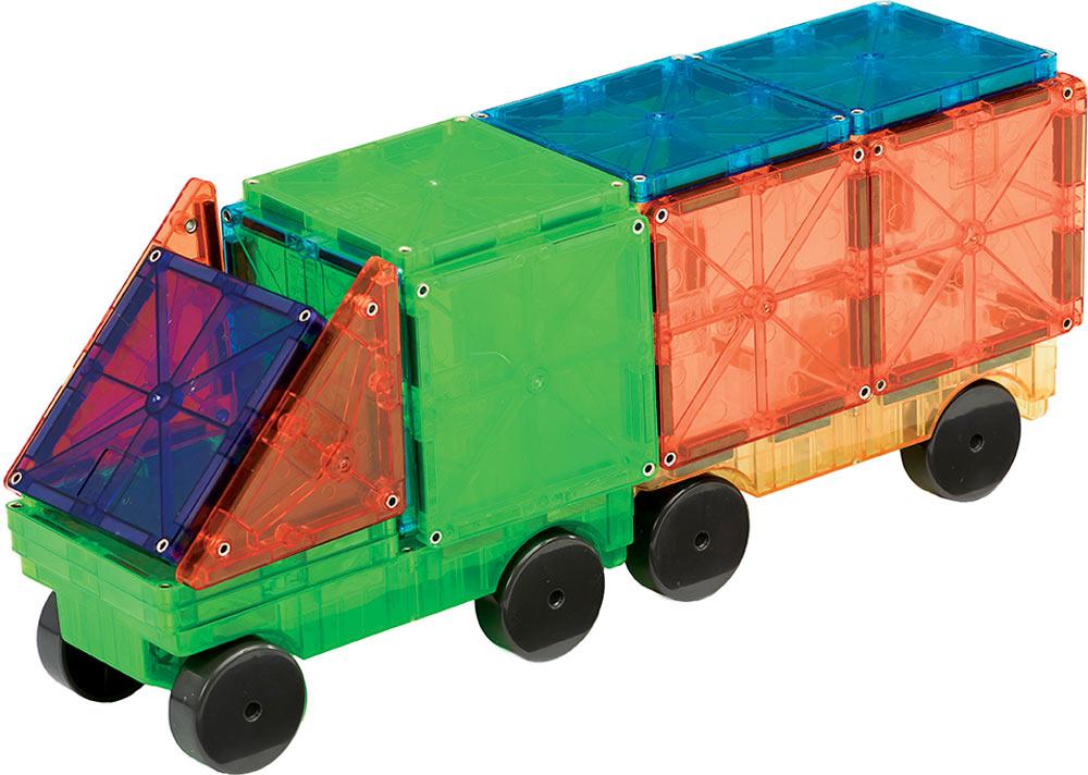 Magna Tiles Cars 2 Piece Expansion Set Timbuk Toys