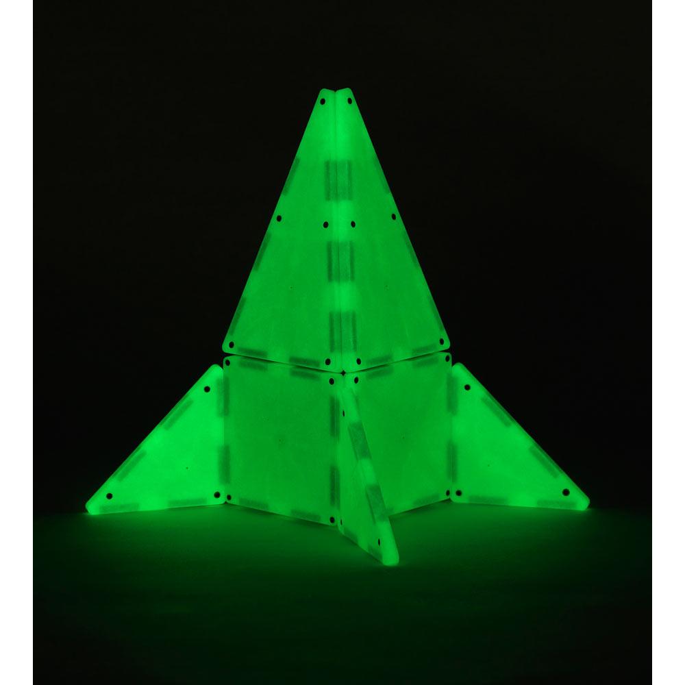 Magna Tiles Glow 32 Piece Set Valtech Magnatiles