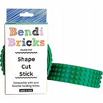BendiBricks Green Double Roll