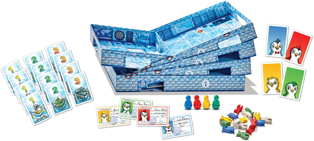 Ice Cool Board Game - Play Matters Toys