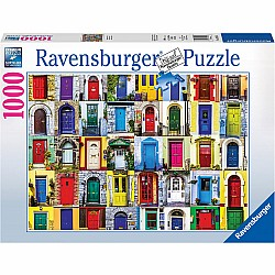 Ravensburger Doors of the World 1000 pc Puzzle