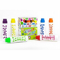 Do-A-Dot Juicy Fruits Scented Markers
